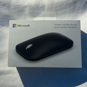 Microsoft Mouse Mobile Wireless Black for Sale in Passaic, NJ