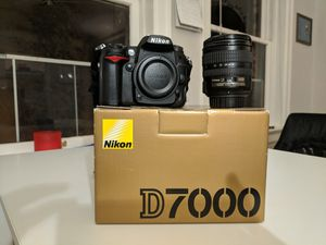 Nikon d7000 Bundle for Sale in Seattle, WA