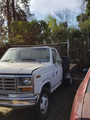 84 Ford with 12ft flatbed. for Sale in Castro Valley, CA