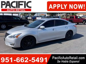 2015 Nissan Altima for Sale in Jurupa Valley, CA