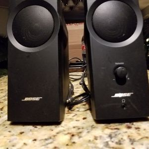 Bose companion 2 Multi Media Speakers for Sale in Woodway, TX