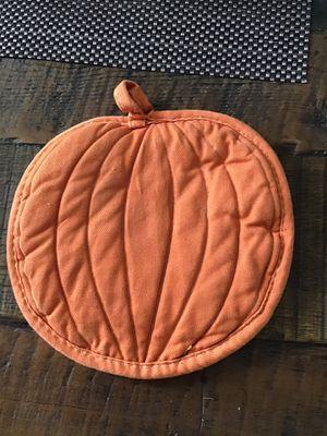 William Sonora Pumpkin mit or pot holder for Sale in Litchfield Park, AZ