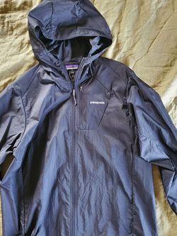 Patagonia Mens Houdini Running Rain Jacket (Medium) for Sale in Everett,  WA