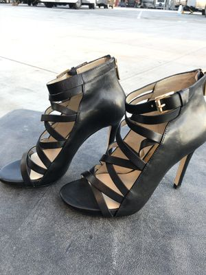 Michael Kors size 7 strappy high heals. for Sale in Santee, CA