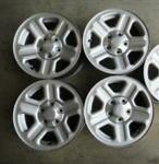 JEEP FACTORY WHEELS for Sale in Chowchilla, CA