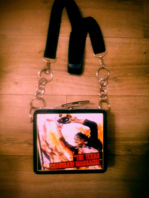 One Of A Kind Texas Chainsaw Massacre Purse for Sale in Saint Albans, WV