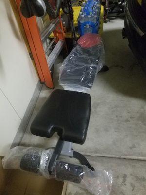 Bowflex 3 position bench. for Sale in Pinetop, AZ