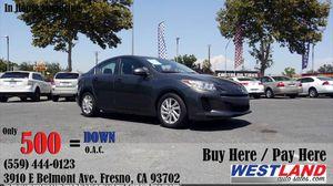 2012 Mazda Mazda3 for Sale in Fresno, CA