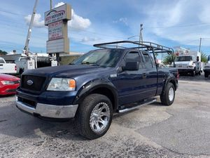 2004 Ford F-150 EXTENDED CAB WORK TRUCK for Sale in St.Petersburg, FL