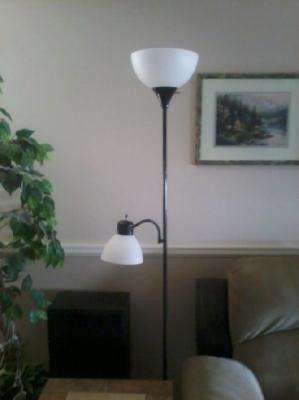"Combo Reading Lamp/Floor Lamp 72"" for Sale in Gallipolis, OH"