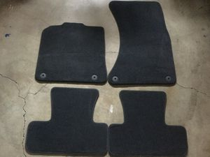 Genuine OEM Audi Q5 Carpet Floor Mats for Sale in Redmond, WA