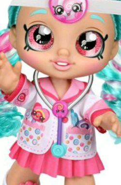 Kindi Kids Fun Time 10 inch Doll - Dr Cindy Pops for Sale in Los Angeles,  CA