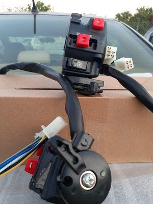Motorcycles 4 wheeler four wheeler cuatrimoto Atv control switch for Sale in Dallas, TX