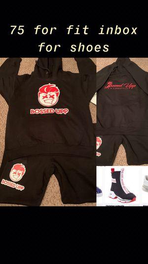 BossedUpp clothing Brand for Sale in Duncanville, TX