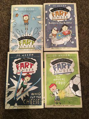 Dr. Proctor's Fart Powder Books (Hardback) for Sale in North Las Vegas, NV