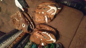 Baseball softball gloves for Sale in Roselle Park, NJ