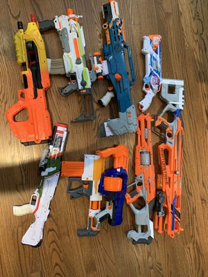 Nerf guns for Sale in Glenview, IL