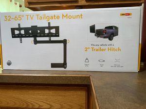 New in box. Omni-mount 32-65 inch TV Tailgate Mount for Sale in Lansing, MI