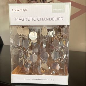 Magnetic Locker Chandelier for Sale in Brooklyn, NY