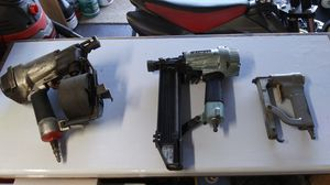 Nail, Brad and Staple guns *Air & Electric* for Sale in Washougal, WA
