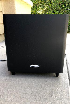 Polk Audio Wireless Subwoofer for Sale in Rancho Santa Margarita, CA