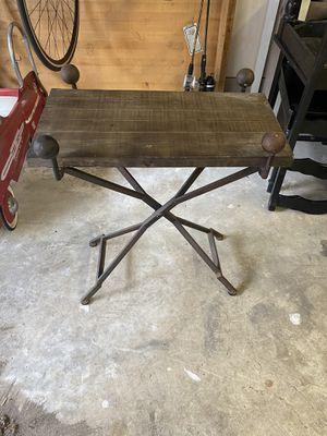 To rustic end tables 24X12 for Sale in Houston, TX