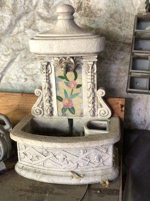 Small fountain for Sale in Stockton, CA