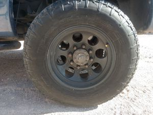 Nitto A/T Nitto Terra Grappler G2 LT285/70R17 Set of 4 Tires for Sale in Henderson, NV