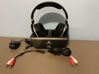 ARTISTE Wireless TV Headphones. for Sale in Hillsboro,  OR