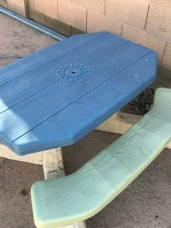 Child's Picnic Bench for Sale in Chandler,  AZ