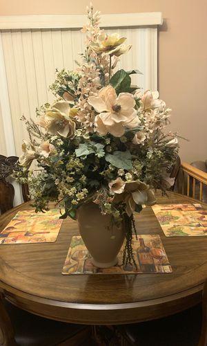 Artificial flower pot for Sale in Woodbridge, VA