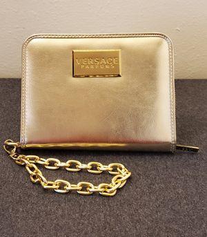 Versace Parfums Wristlet Gold Clutch for Sale in Falls Church, VA