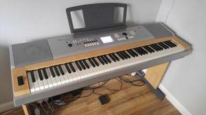 Yamaha dgx 630 piano keyboard set for Sale in Lomita, CA