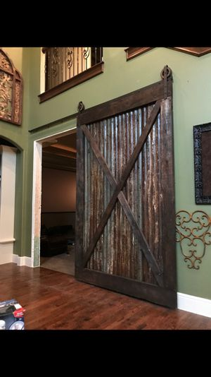 Barn doors. for Sale in Fort Worth, TX