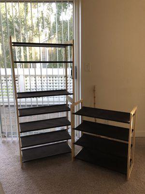 Storage shelves for Sale in Santa Clara, CA