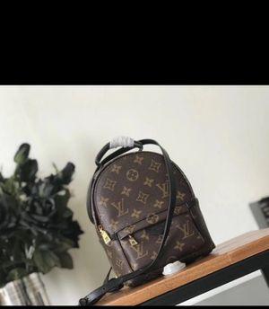 LV palm springs mini backpack for Sale in Birmingham, AL