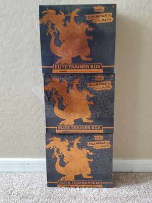 Pokemon TCG Champion's Path Elite Trainer Box for Sale in Phoenix, AZ