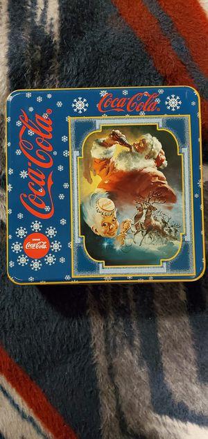 Vintage 1999 Coca-Cola Tin/1,000 Piece Puzzle for Sale in Delanco, NJ