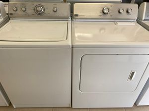 MAYTAG WASHER AND DRYER SET for Sale in Orlando, FL