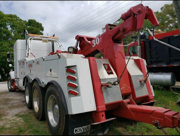 2005 KENWORTH T800 TOW HEAVY DUTY