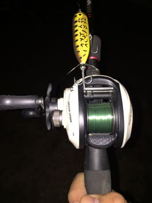 Fishing reel ( only the reel ) for Sale in Arlington, TX