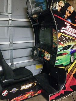 F&F Arcade Racing machine for Sale in Grove City,  OH