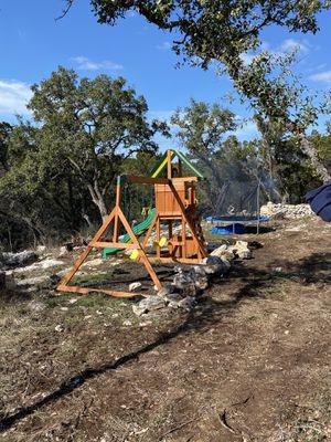 8 foot Trampoline for Sale in San Antonio, TX