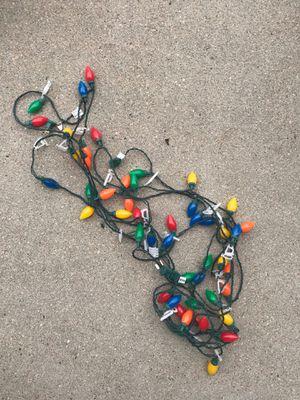 144 ft of Christmas Lights for Sale in Kearney, NE
