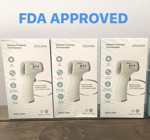 Infrared Thermometer FDA Approved for Sale in Las Vegas, NV