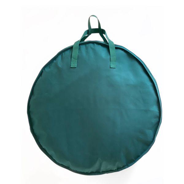 New Christmas Wreath Storage Bag - Green