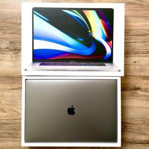 "2020 16"" 1TB SSD 8-Core i9 MacBook Pro Touch Bar Best Retina Apple Warranty 2021 for Sale in Los Angeles, CA"