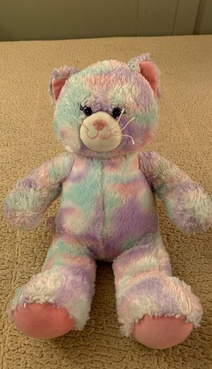 Build a bear stuffed kitty 🐱 for Sale in Fontana, CA