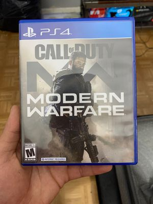 MW PS4 for Sale in Wyoming, MI