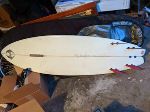 Surfboard w/ Bag (Trades Only) for Sale in Virginia Beach, VA